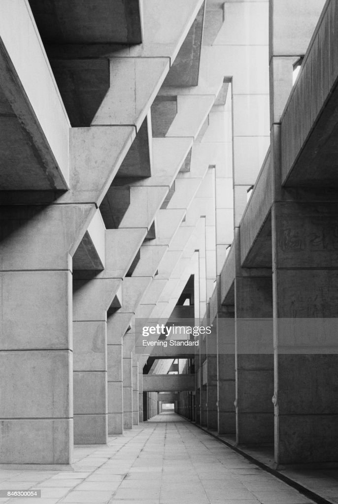 Brutal Beauty: London's Concrete Masterpieces