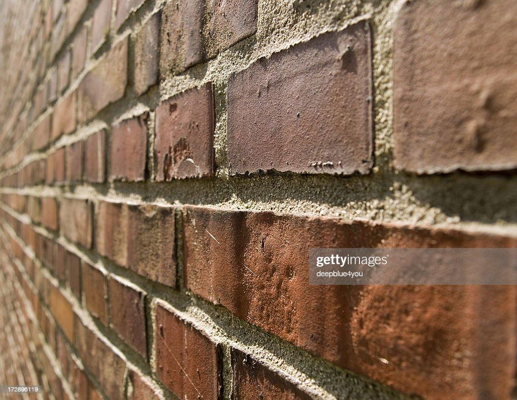 Fechar parede : Foto de stock