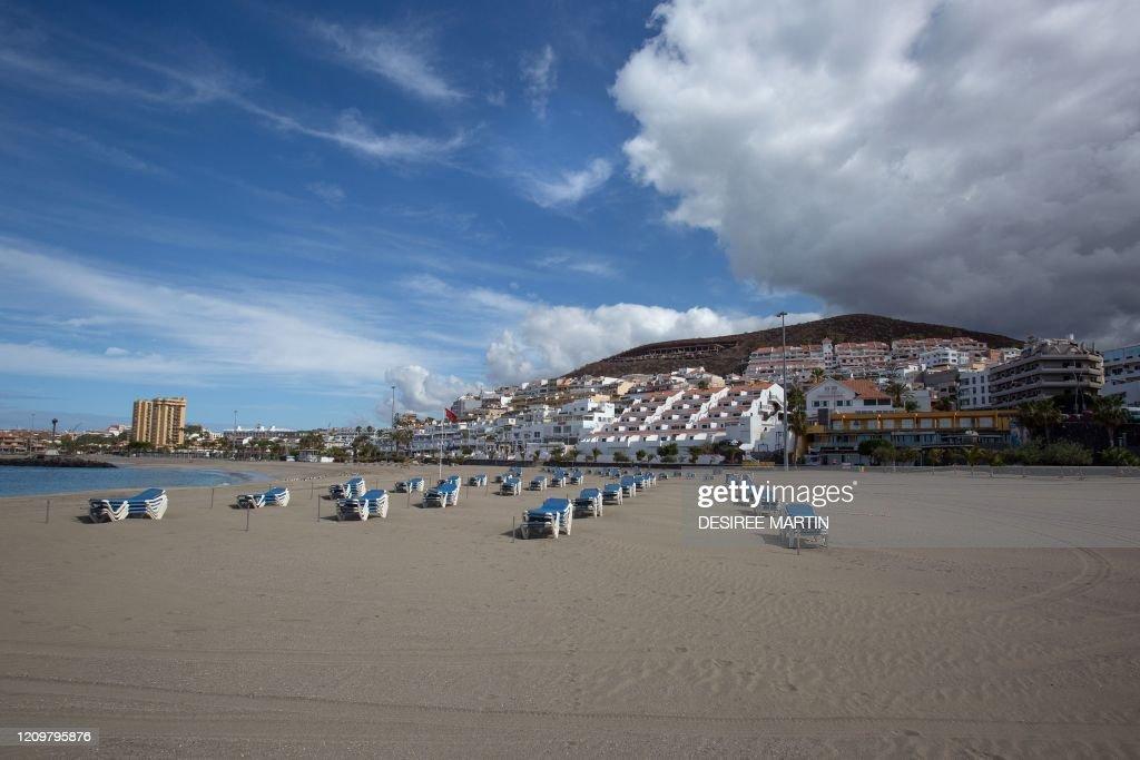 SPAIN-HEALTH-VIRUS-TOURISM : Fotografía de noticias