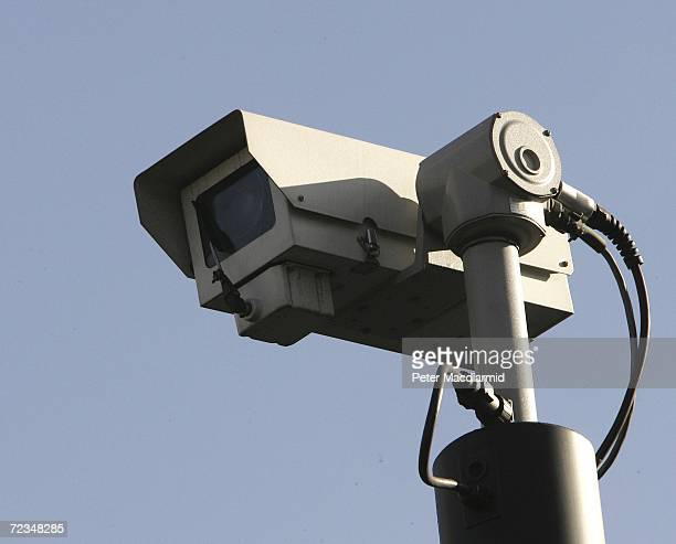 Closed circuit television cameras look down on central London on November 2 2006 A new report entitled The Surveillance Studies Network says that...