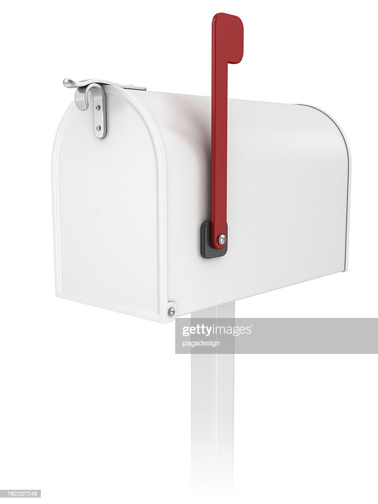 Closed Mailbox Stock Photo Getty Images