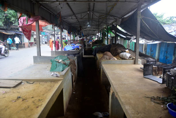 IND: Coronavirus Emergency In Kolkata
