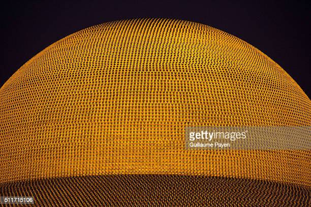 Wat Phra Dhammakaya Temple Stock Photos And Pictures