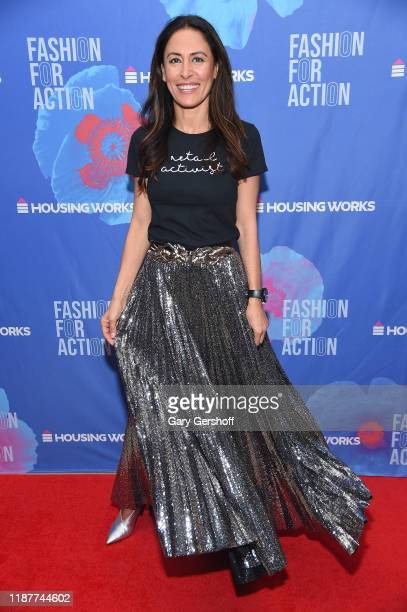 Closet curator Patrice Farameh attends Housing Works' Fashion for Action on November 14 2019 in New York City