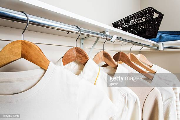 closet - rack stock pictures, royalty-free photos & images