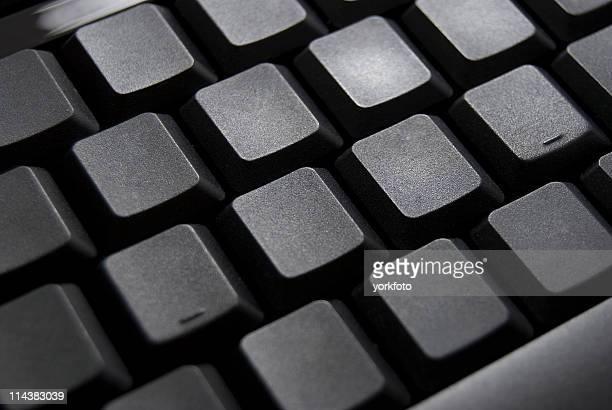 Plano aproximado do teclado