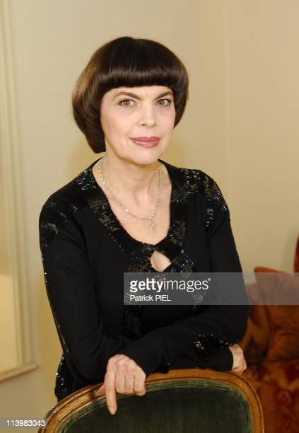 CloseUp Mireille Mathieu In Hamburg Germany On October 16 2007Mireille Mathieu Presents Her Last Album In German Language ''Hamburg'' And Announces A...