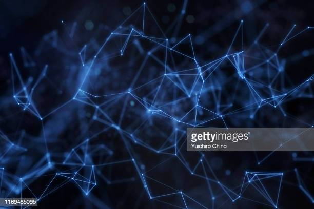 closeup network space - business finance and industry stock pictures, royalty-free photos & images