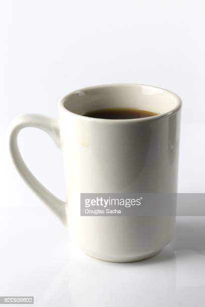 Close-up of a Beverage Mug on a white background