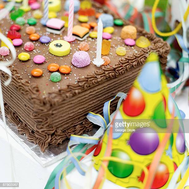 Amazing Square Birthday Cakes Stock Pictures Royalty Free Photos Images Funny Birthday Cards Online Inifofree Goldxyz