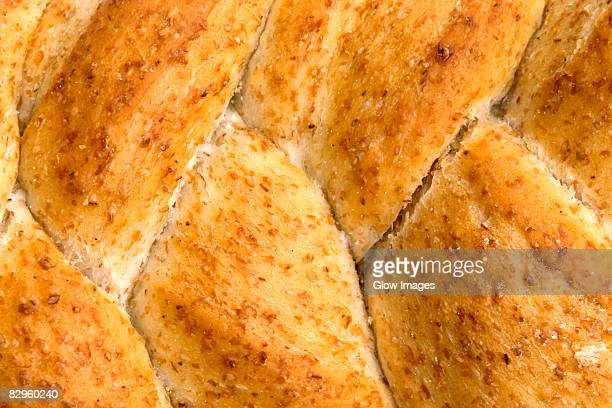 Close-up of a bread