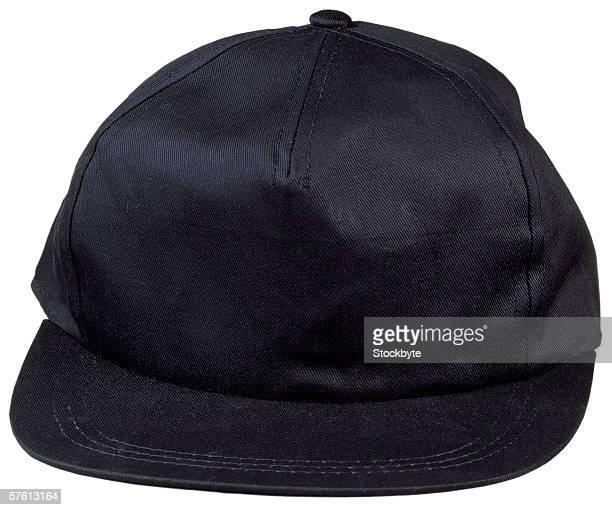 close-up of a cap