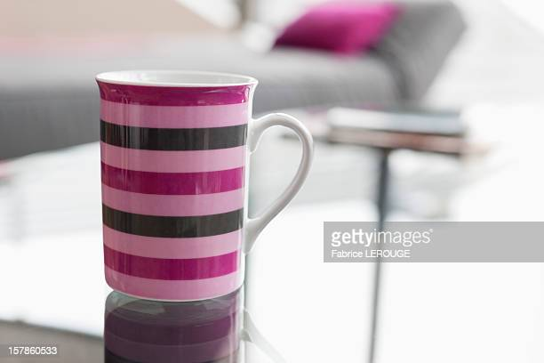 Close-up of a coffee cup