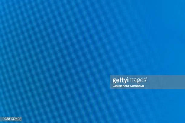 close-up of a colorful moire pattern on a computer screen. - pixelated stock pictures, royalty-free photos & images