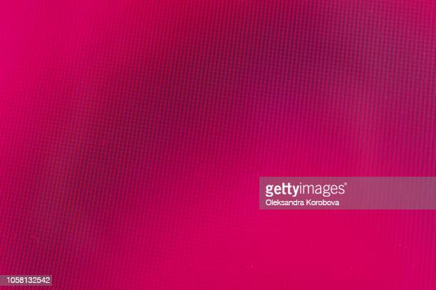 close-up of a colorful moire pattern on a computer screen. - liquid crystal display stock pictures, royalty-free photos & images