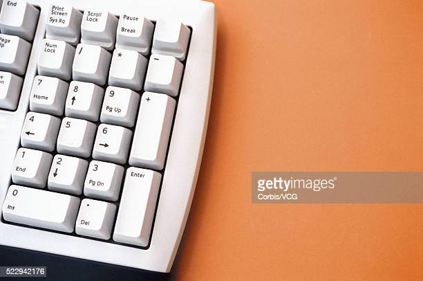 close-up of a computer keyboard - vcg stock pictures, royalty-free photos & images