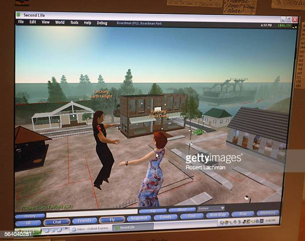 60 Top Second Life Pictures, Photos and Images - Getty Images