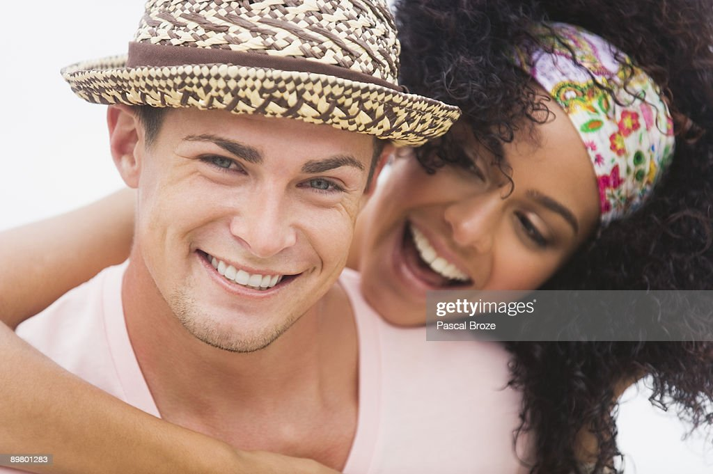 closeup of a couple romancing stock photo getty images