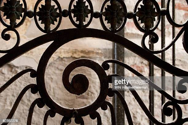 close-up of a door of an elevator, uruguay - 門 ストックフォトと画像