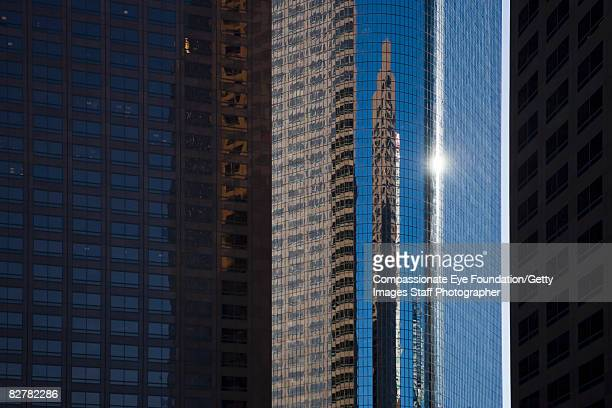 "close-up of a high-rise building - ""compassionate eye"" stock pictures, royalty-free photos & images"
