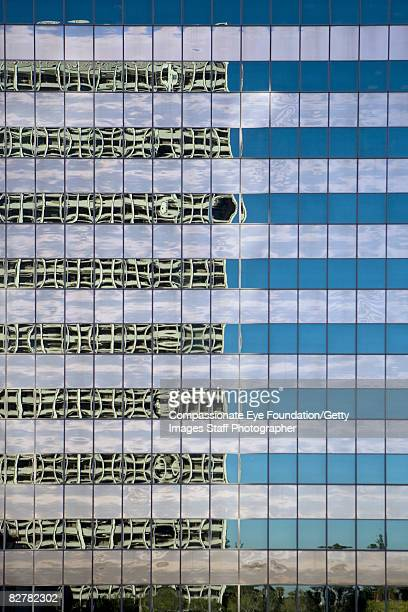 "close-up of a high-rise building - ""compassionate eye"" fotografías e imágenes de stock"