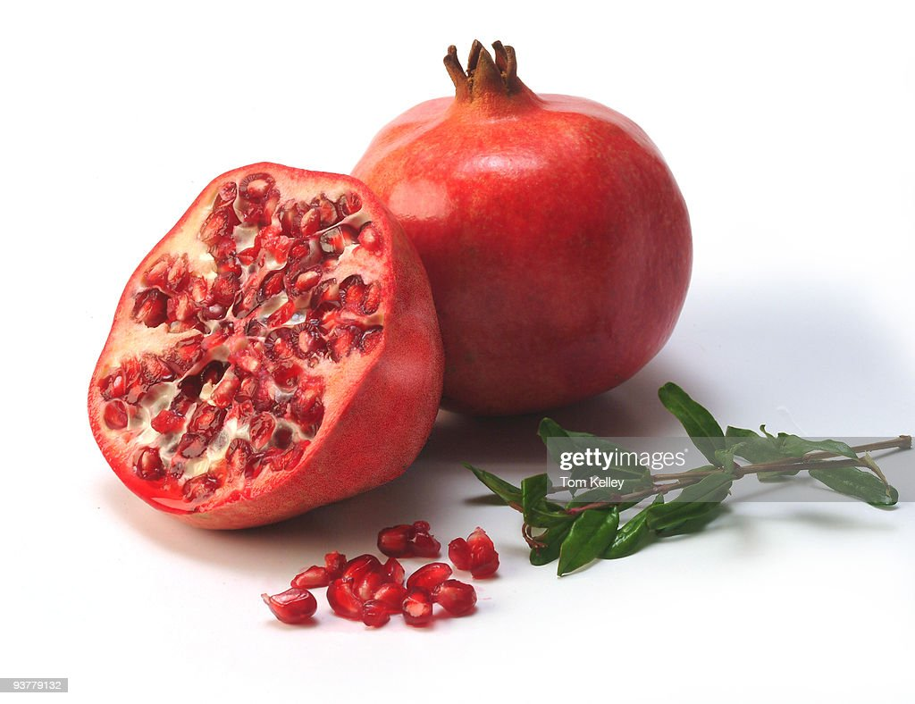 A Pomegranites And A Half : News Photo