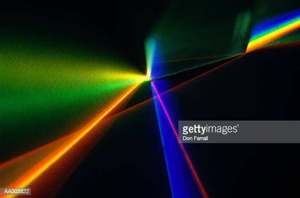 Close-up of a Prism