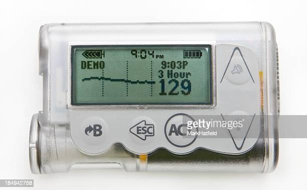 Plata bomba de insulina