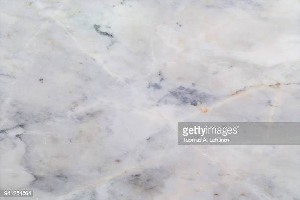 Close-up of a smooth natural marble pattern texture background