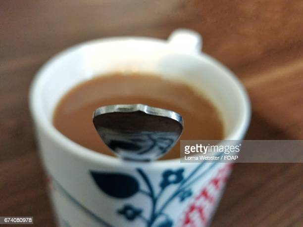 close-up of a tea cup - the webster stock pictures, royalty-free photos & images