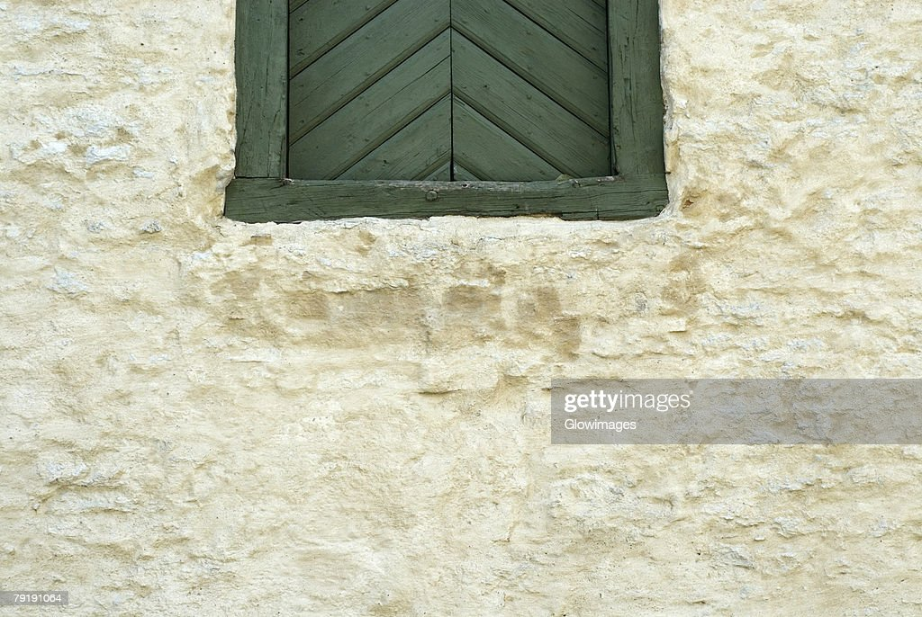Close-up of a window : Stock Photo
