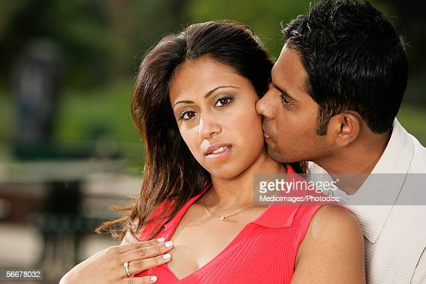 60 Top Indian Couple Kiss Pictures, Photos and Images - Getty Images