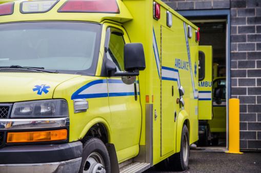 Close-up of ambulance (2) 491874719