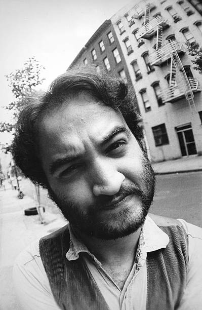 Close-Up Of John Belushi Wall Art