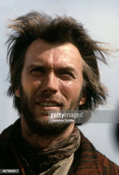 Closeup of American actor Clint Eastwood in a scene from the film 'Two Mules for Sister Sara' Morelos Mexico 1969