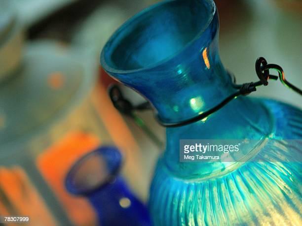 Close-up of an aromatherapy burner