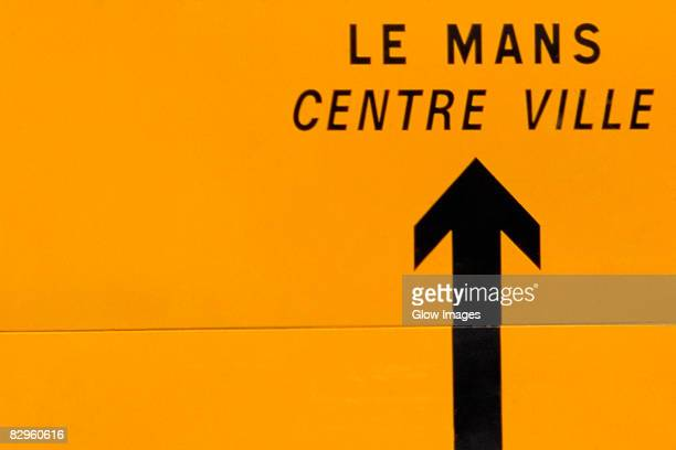 close-up of an information board, le mans, france - sarthe stock pictures, royalty-free photos & images