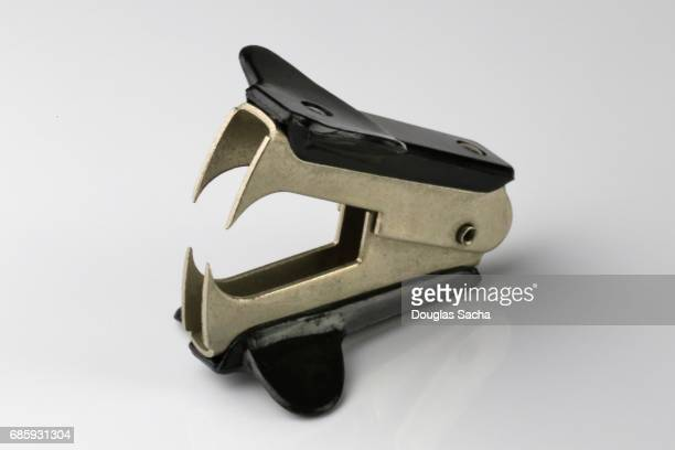Close-up of an Office Stapler Remover on a white background