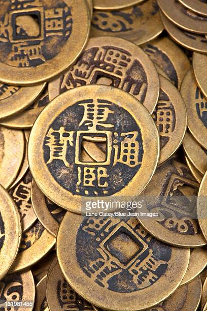 Chinese Coin Stock Photos And Pictures Getty Images