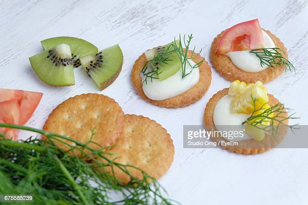 close-up of appetizers - savory food stock pictures, royalty-free photos & images