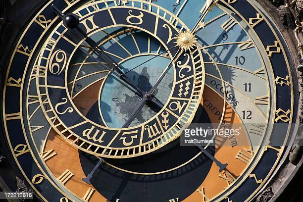 Astronomische Uhr in Prag, Tschechische Republik