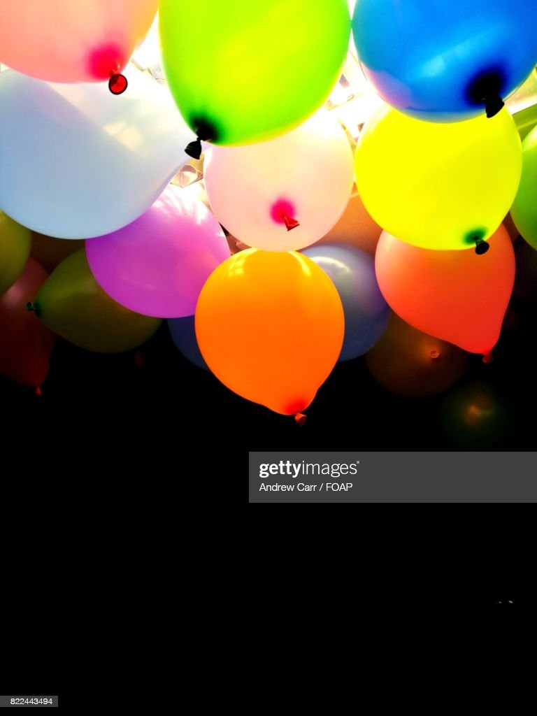 Close-up of balloons : Stock Photo