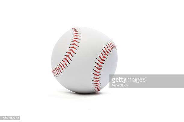 Close-up of baseball