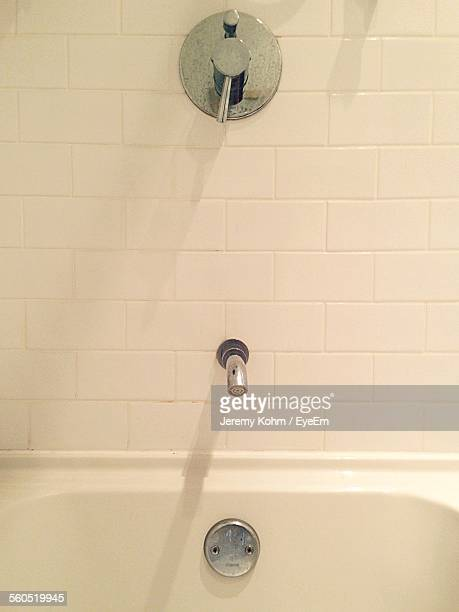 Close-Up Of Bathroom Sink