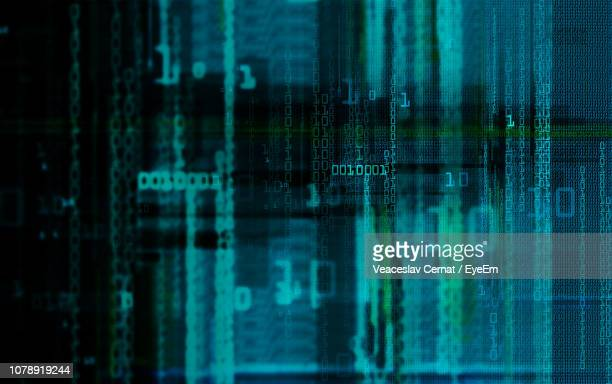 close-up of binary codes - coding stock pictures, royalty-free photos & images