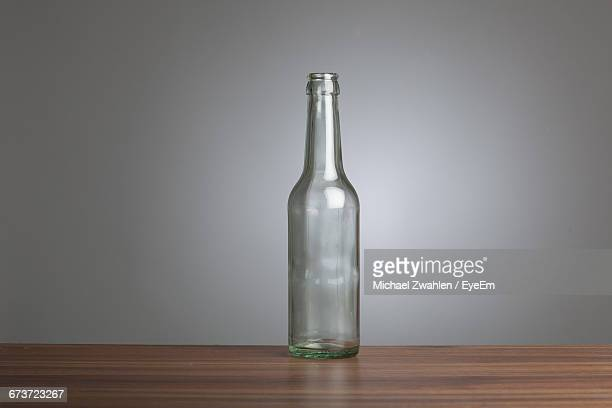 Close-Up Of Bottle