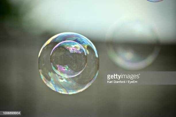 close-up of bubbles - concepts & topics stock photos and pictures