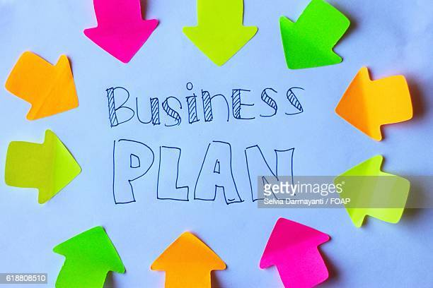 close-up of business plan text - business plan stock pictures, royalty-free photos & images