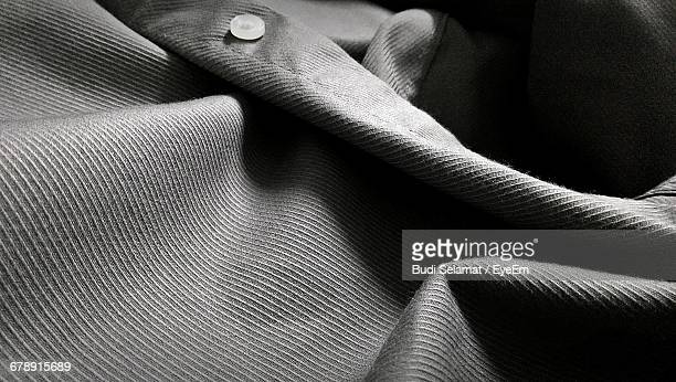 Close-up Of Button Down Shirt