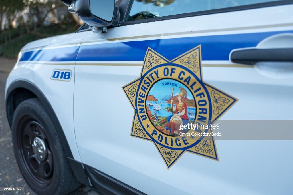 UC Berkeley Police : News Photo